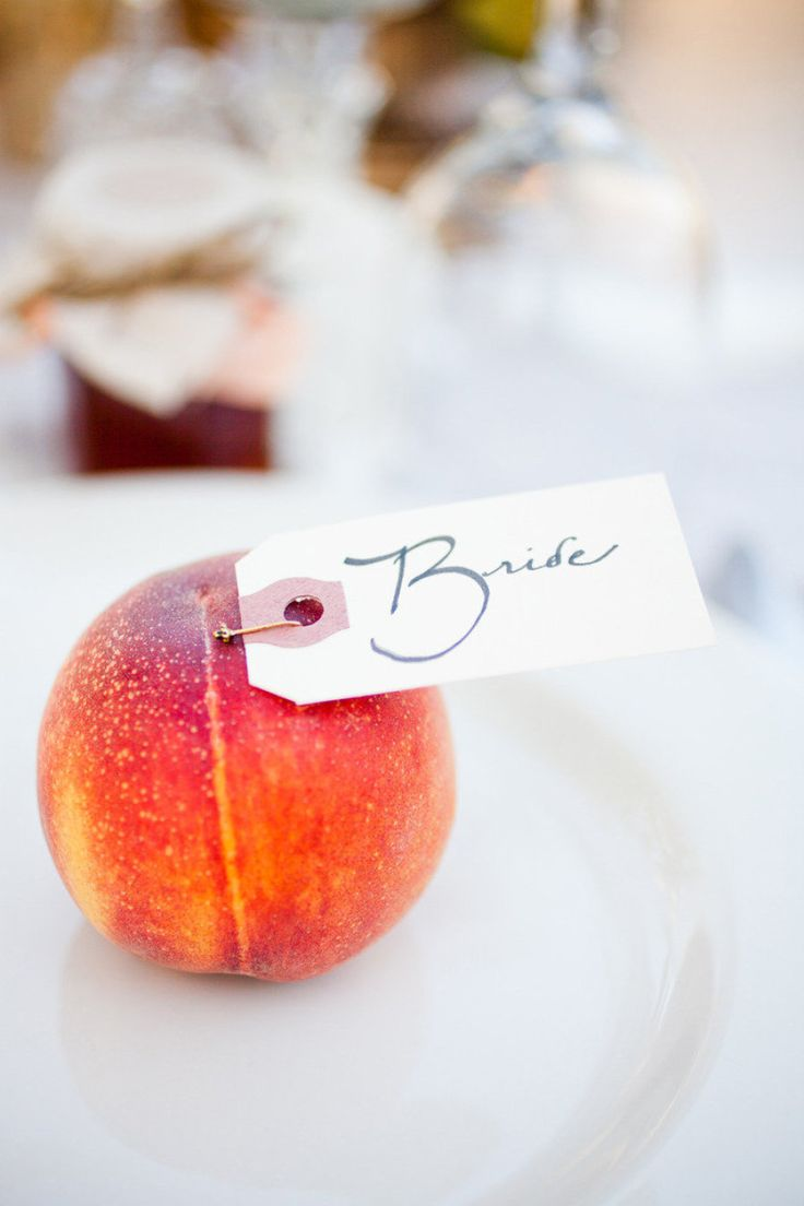 use fruit for decoration; photo by Emily Scanell