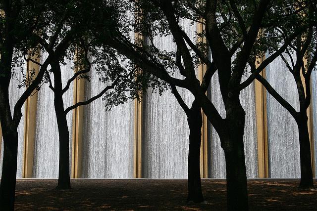 The Waterwall, Houston.