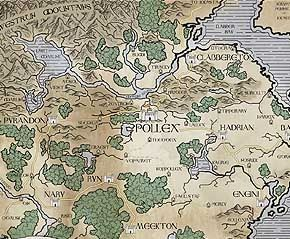 Mapmaking for Fantasy Authors