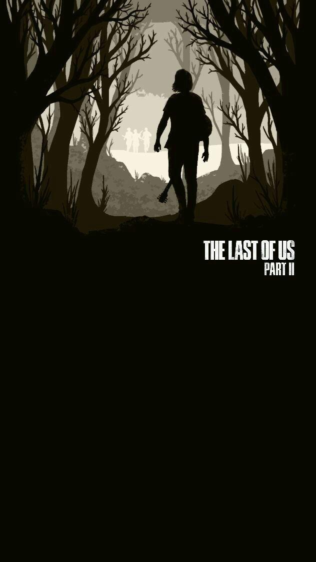 Ellie in The Last Of Us PART II