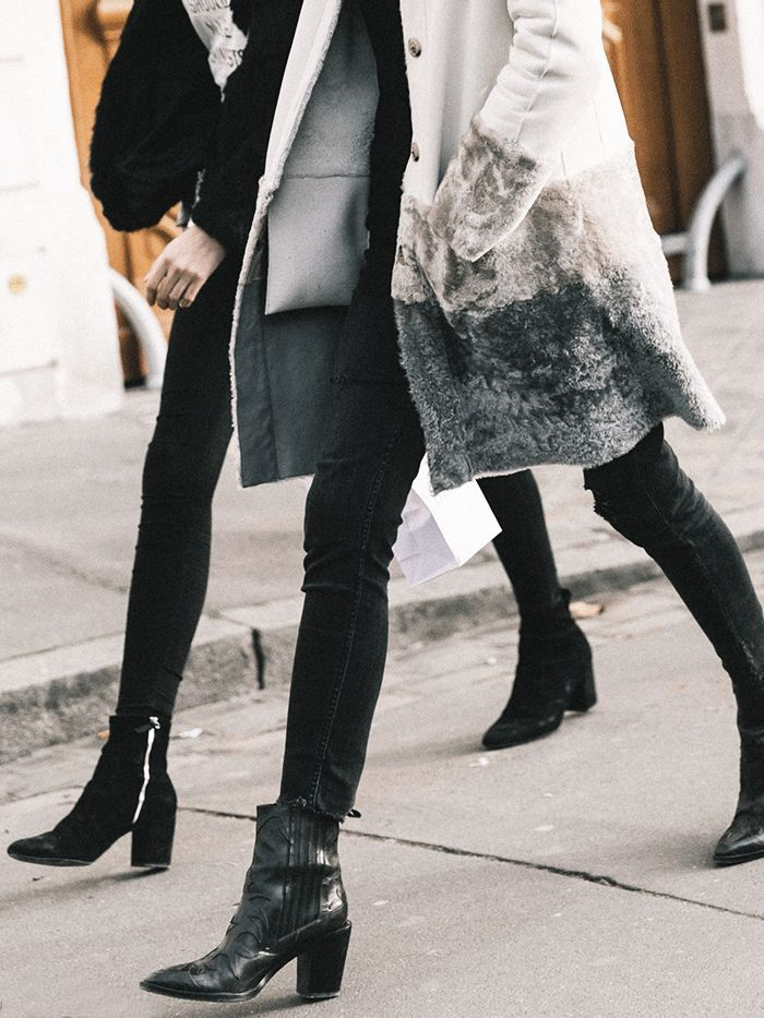The One Ankle Boot Style You Should Stop Wearing in 2017