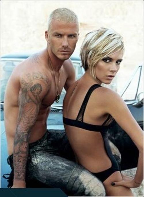 David & Victoria Beckham: www.fashion.net