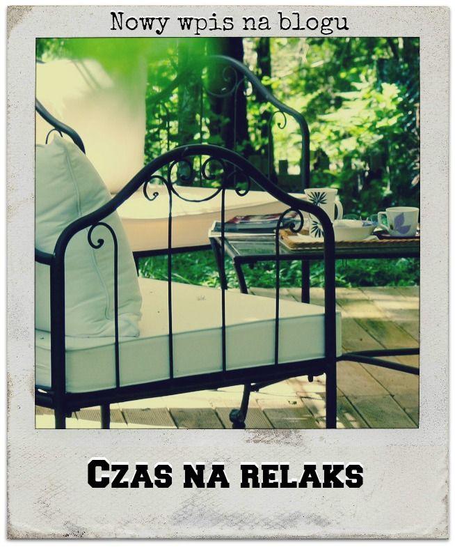#Relaks rozbudza kreatywność, przywraca siły i dodaje chęci do działania. Kliknij w zdjęcie i czytaj dalej, dlaczego warto zadbać o kilka chwil prawdziwego odprężenia: http://www.martazych.pl/rozwoj-osobisty/rozbudz-kreatywnosc/