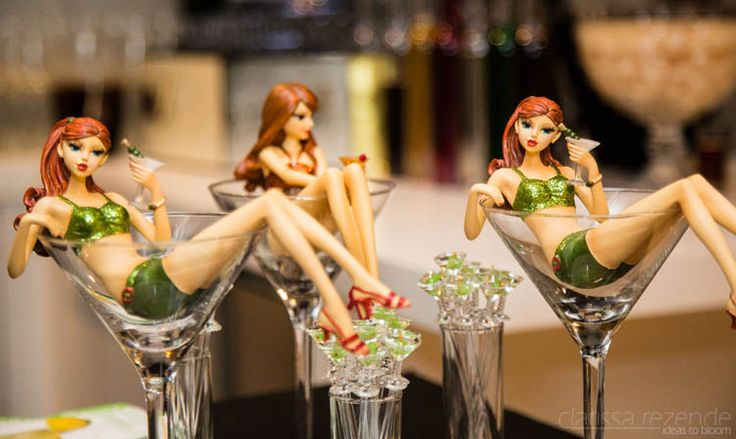 Pin-up Party – Better than Cheesecake | Clarissa Rezende