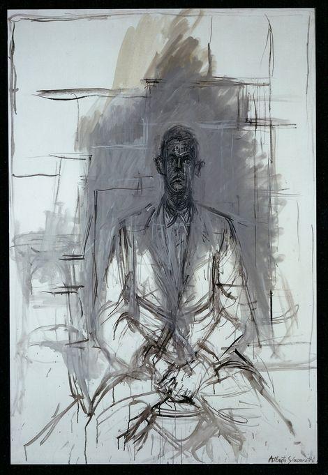 Alberto Giacometti, unknown on ArtStack #alberto-giacometti #art