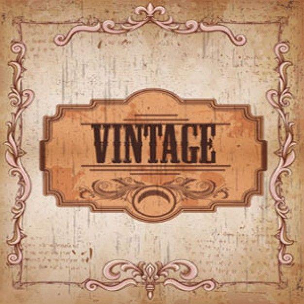 Vintage/Retrô