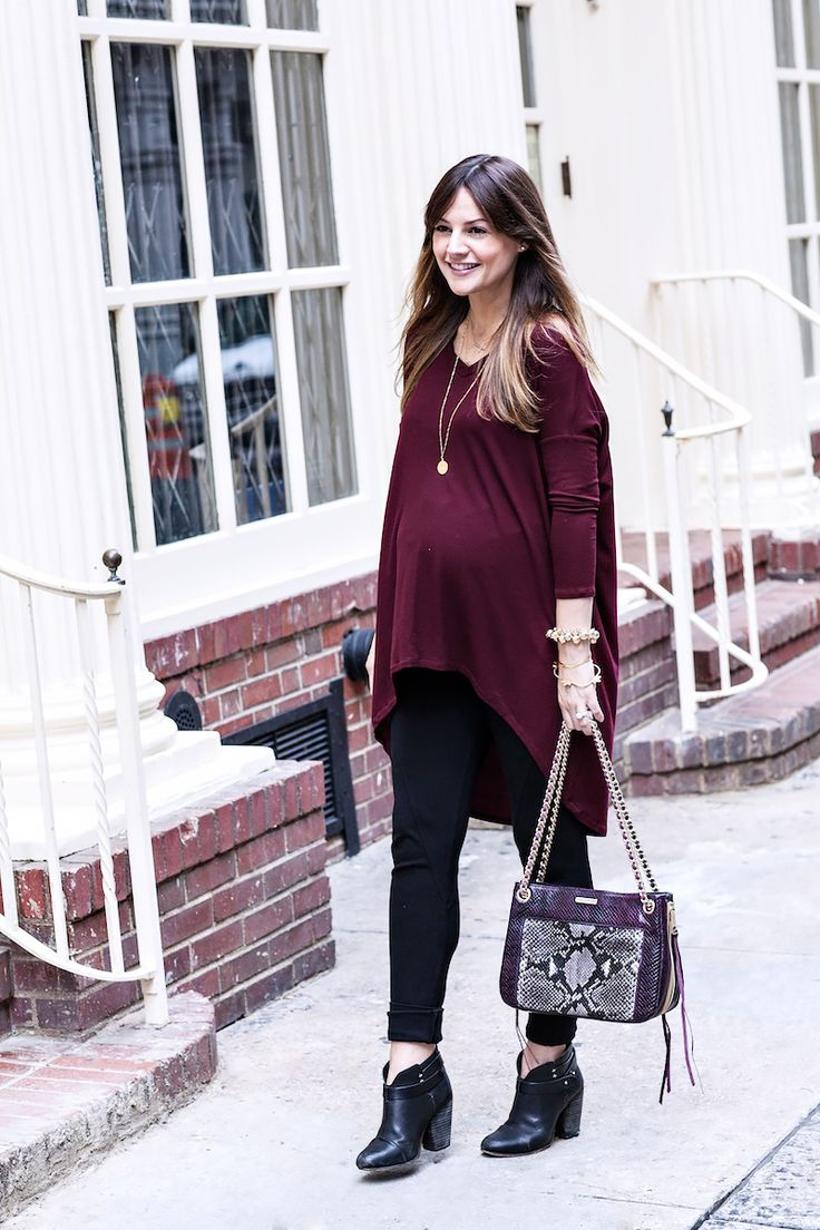 Maternity style for when I'll need this...in the future...not right now @WhoWhatWear