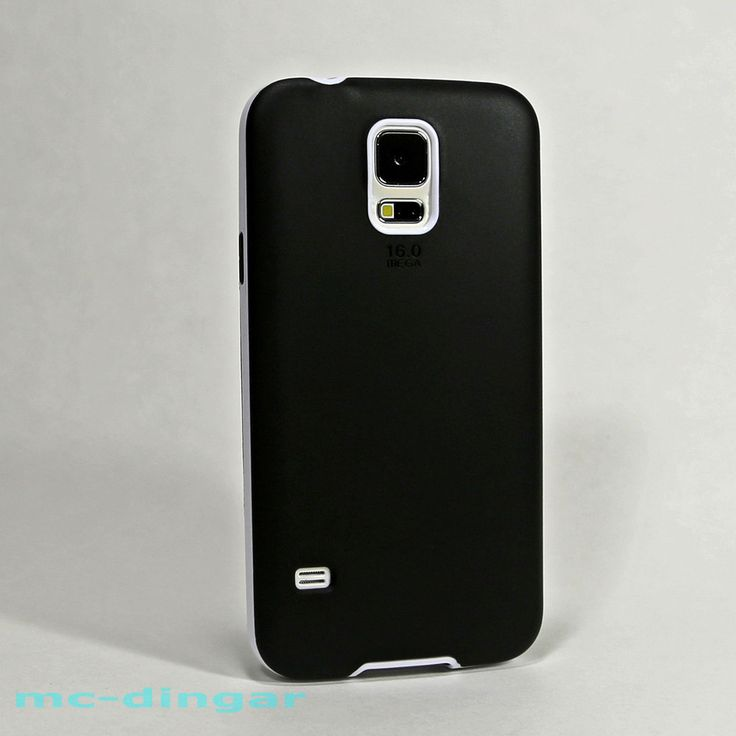 Ultra-Thin Soft Rubber Matte Bumper Case Cover For Samsung Galaxy S5 i9600  #samsung #samsungmobile