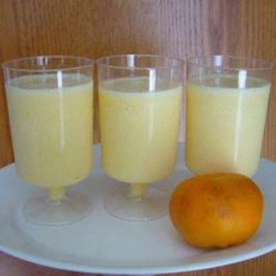 Orange Glorious IGlorious Smoothie, Orange Drinks, Glorious Drinks, Beverages, Orange Smoothie, Orange Glorious Yum, Drinks 3, Allrecipes Com, Food Drinks