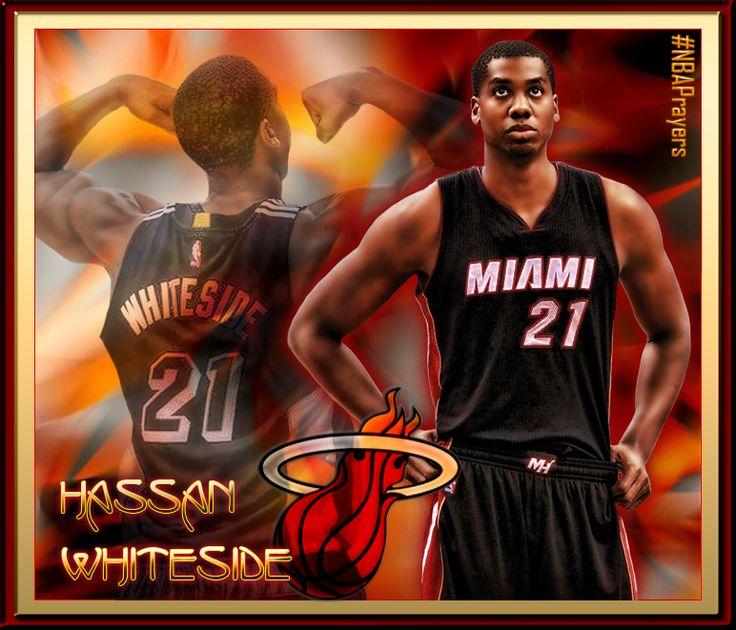 NBA Player Edit - Hassan Whiteside