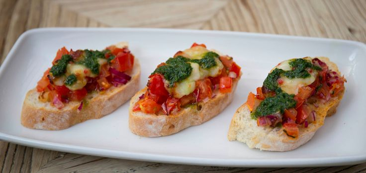 More tapas! #gourmetfoodparlour #gourmetfood #dublinfood #tapas #tapasbar #bruchetta #freshfood #localingredients