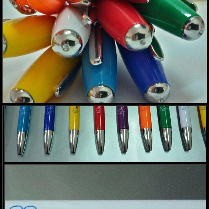 Penne personalizzate...un gadget economico di sicuro effetto. www.gedshop.it