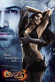 Download Full Movie Raaz 3. nue's sudden popularity threatens to shove her out of the spotlight, a movie star uses black magic in an attempt to derail her career.