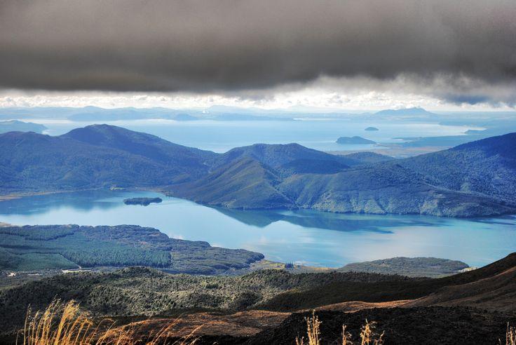 Hike / Tongariro Crossing / Must do / New Zealand