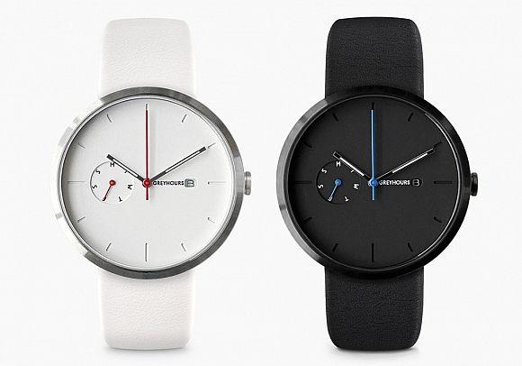 Greyhours Essential Watch