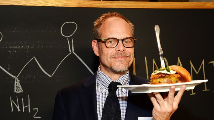 "Why watch ""Chopped"" when you can watch Alton Brown encourage endless, cookery sabotage instead?"