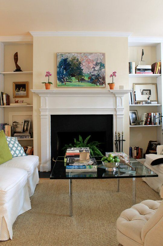 Love This Cheerful Feminine Warm Home Pages Happy Georgetown House Tour