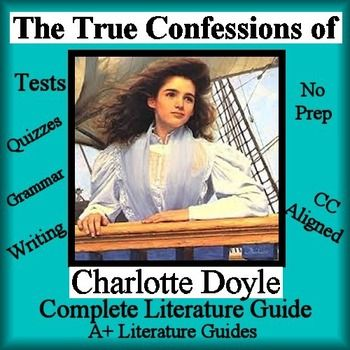 The True Confessions of Charlotte Doyle Analysis