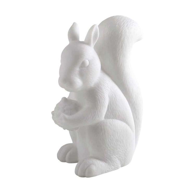 Nachtlicht Eichhörnchen H 18 cm ALBERT