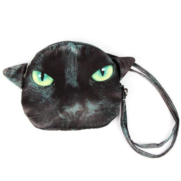 Musta Kissalaukku | Cybershop