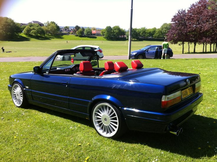 bmw e30 318i convertible lux 3800 glasgow car now sold retro rides 18 alpina alloys bwm za. Black Bedroom Furniture Sets. Home Design Ideas