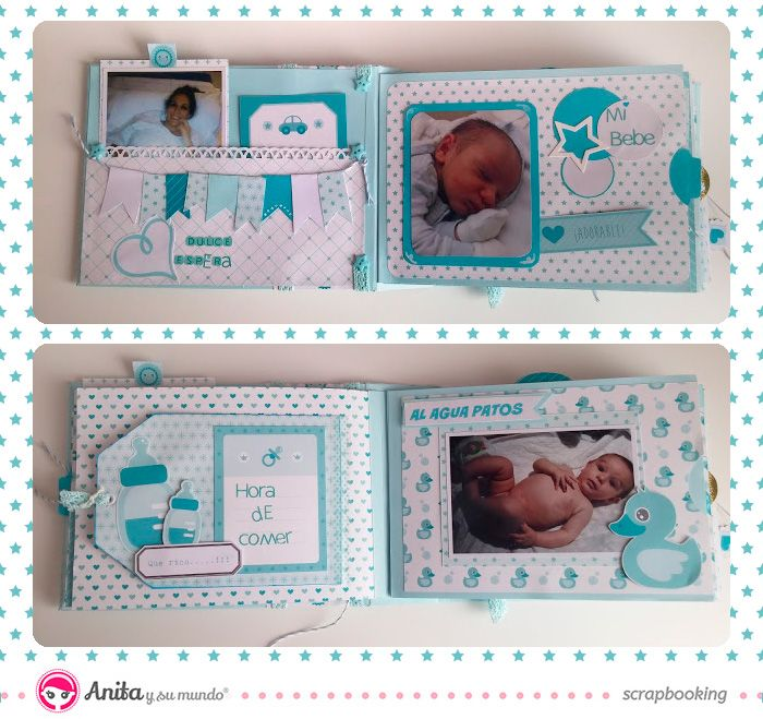 25 best scrapbook bebe ideas on pinterest album foto - Ideas para bebes ...