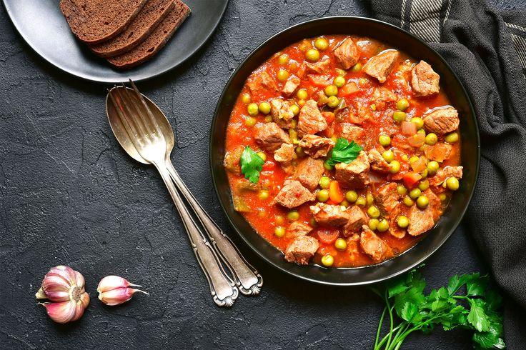 Einfach zubereitet & echt köstlich ✔ Deftiger Wintereintopf für kalte Tage ✔ Genau das Richtige für Körper und Seele ✔ Zum Rezept ➡ meinheimvorteil