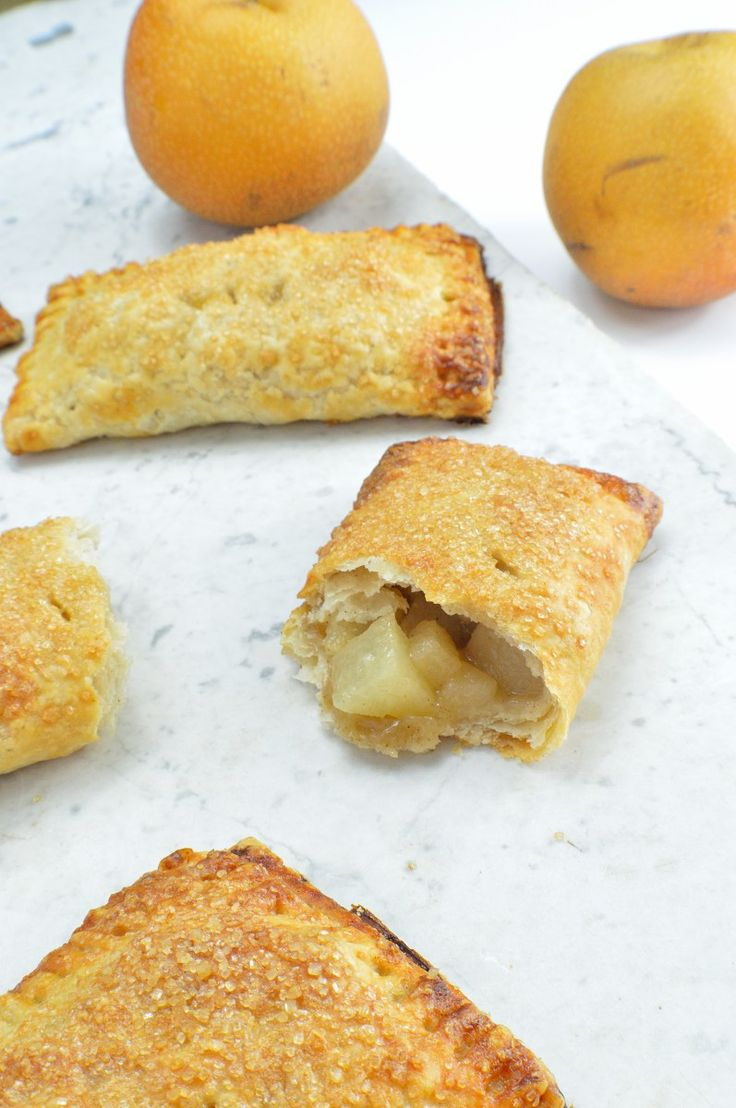Ginger and Cardamom Asian Pear Hand Pies via I Ate the While Thing.