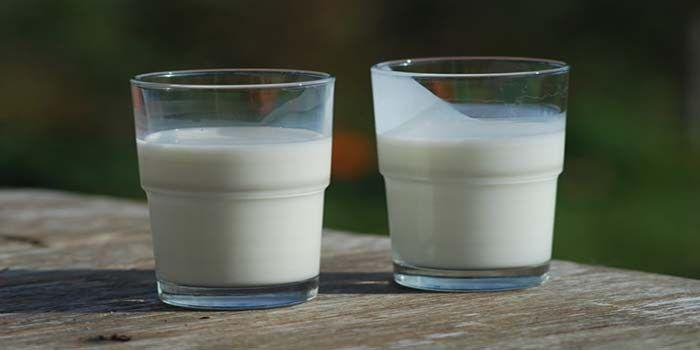 Dit is wat elke dag een glas karnemelk drinken kan doen met je lichaam! Verbluffend!