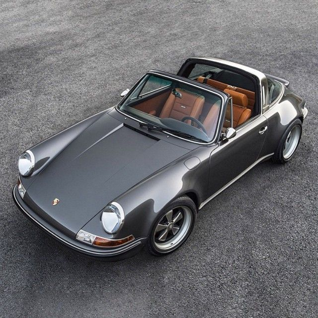 This Restored Porsche 911 Targa = Incredible