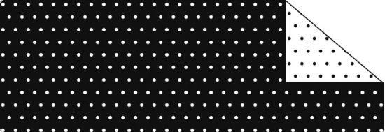 Fotocarton cu 2 fete diferit imprimate, 300 g - Dots mini - Black - Art&Craft, bricolaj, papercraft, hobby, hand made   Casa Retro - magazin on-line jucarii educative-bricolaj-jocuri logice