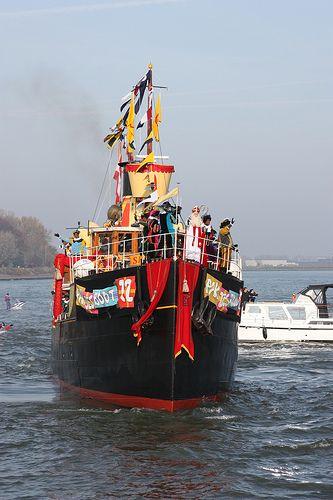 'Sinterklaas', Hij komt ... Dordrecht 2011