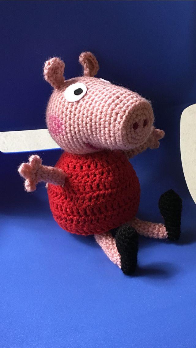 Ravelry: Peppa Pig Amigurumi by Sabrina Boscolo