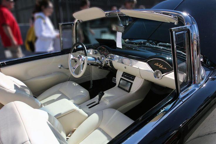 Custom Interior 57 Chevy Bel Air Google Search 57