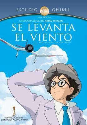 Se levanta el viento [DVD] dirigida por Hayao Miyazaki // Jiro Horikoshi es un joven apasionado de la aeronáutica y con grandes ambiciones. Su carrera como diseñador de aviones despegará casi al mismo tiempo que su romance con Naoko, una muchacha que conoció y salvó durante el gran terremoto de Kanto en 1923. Surgirán agriodulces consecuencias para la relación que ambos quieren tener, incluyendo el controversial diseño que hara de Jiro una importante figura. Nro. de Pedido: DVD L655V