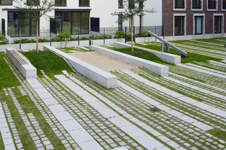 Winner Silver / Kategorie Wohnungsbau / Geschosswohnungsbau: Katharinenquartier, KPW  Papay Warncke und Partner Architekten