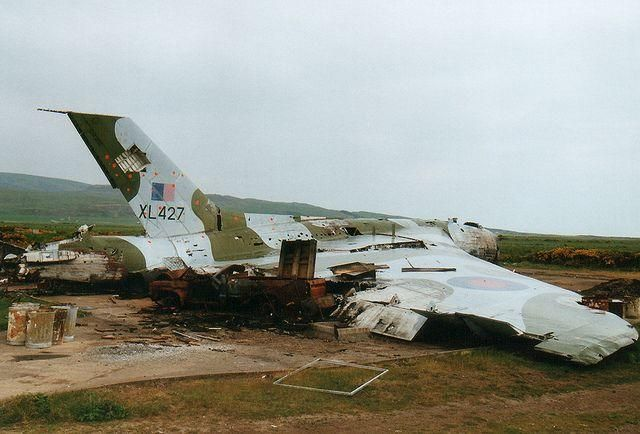 30 Crashed, Derelict and Destroyed Aircraft Across the World