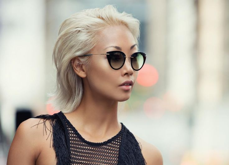 Styling Asian Hair: Best 20+ Blonde Asian Ideas On Pinterest