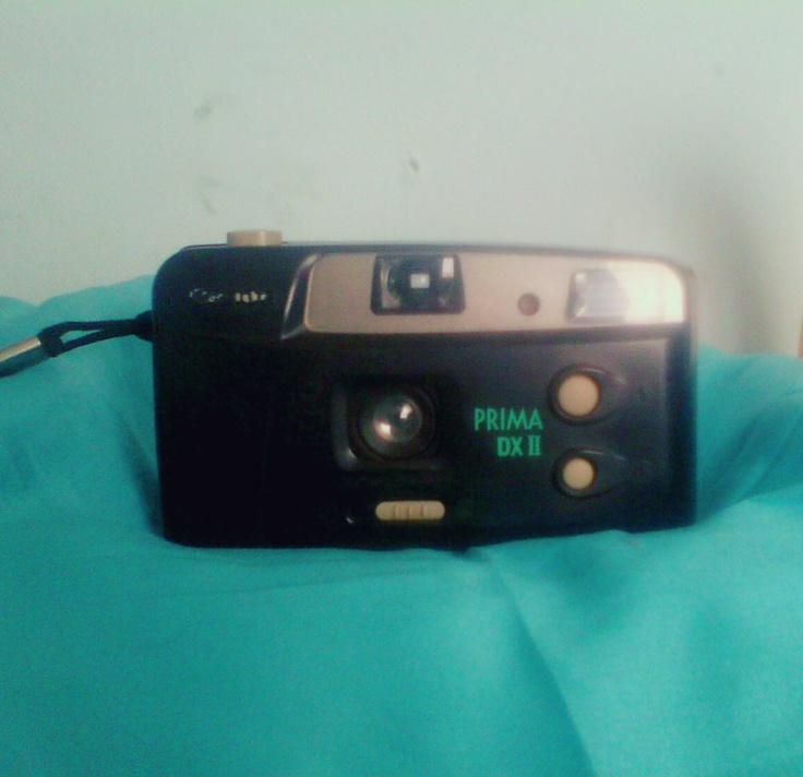 Una cámara un poco Antigua