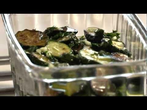 Ricetta Concia di zucchine - Labna