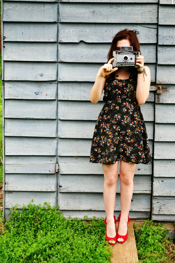 how to develop a polaroid photo