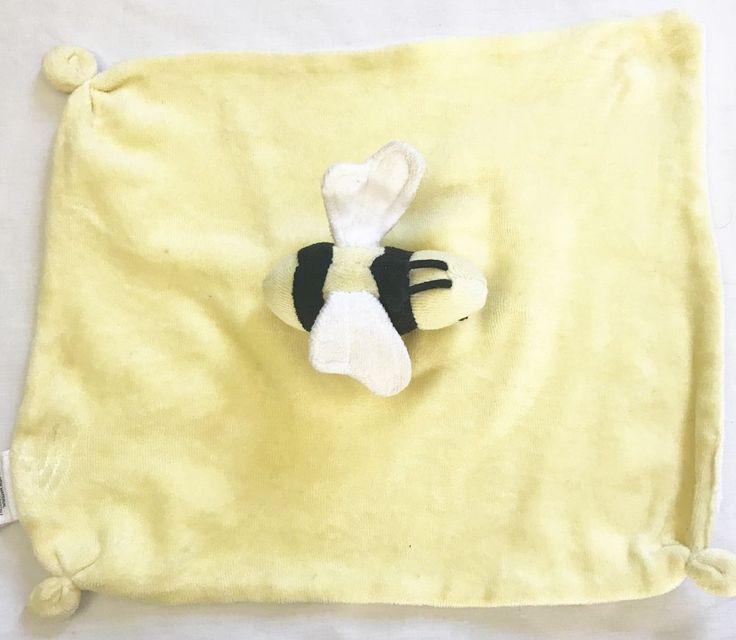 Burts Bees baby Yellow Lovey Plush Bumble Bee Security Blanket organic cotton #burtsbeesbaby #lovey #babysecurityblanket #eBay #Fashion #Toys #Electronics #pokemon #tie #Clothing #Handbag #Nintendo3dsXL #shoes #victoriasecret #valentinesgifts #ebayseller #dress #12dayssocks #metoo #coat #vintage