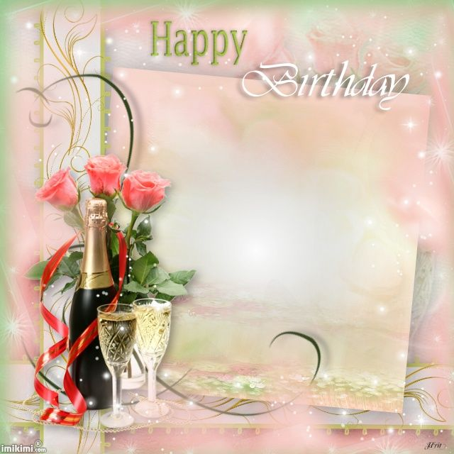 261 best วันเกิด images on Pinterest Birthdays, Happy b day and - birthday greetings template