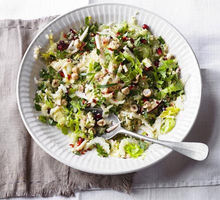 This speedy salad will keep in the fridge for a few days - a great healthy lunch or snack to have on hand