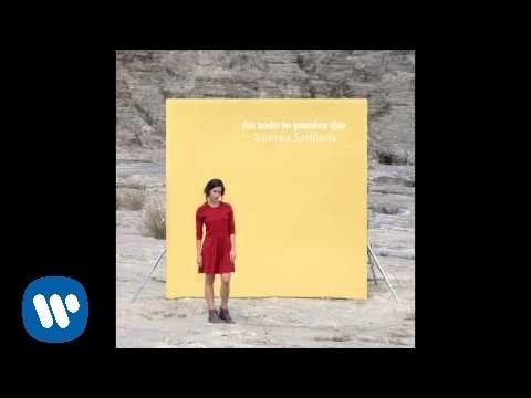 """Ximena Sariñana - """"Sin Ti No Puede Estar Tan Mal"""" (Video Oficial) -  la música en inglés es cool ( las pocas palabras que logró entender de cada letra) pero cuando la oyes en tú idioma transmite más,  obviamente es más a fin con tú corazón."""