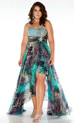 plus size prom dresses. I want this in M