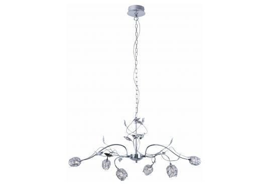 Andora hengende taklampe Nova Exclusive Krom | Lampehuset