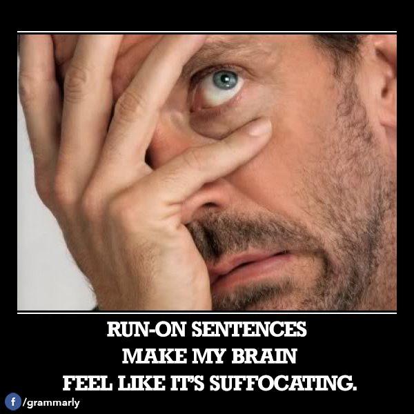 Sentence proofreader
