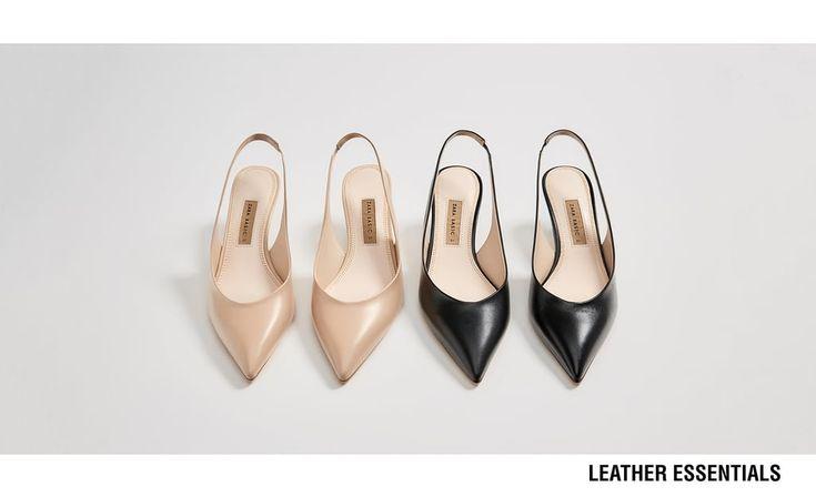 Zapatos de mujer y calzado | Nueva Colección Online | ZARA España
