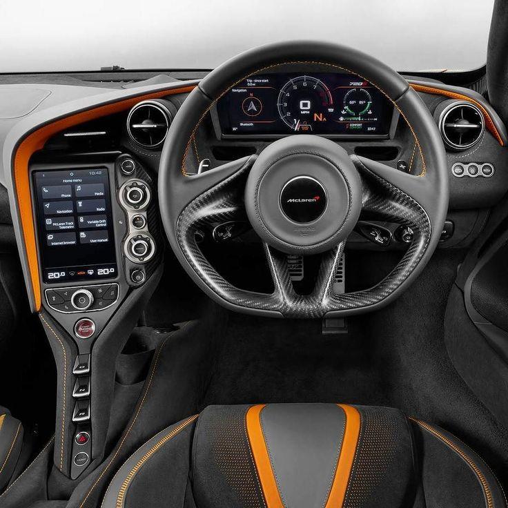 McLaren 720S 2018 Bólido inglês quer ser a dor de cabeça para Lamborghini Aventador e Ferrari 812 Superfast! O720S sucede o 650S na família Super Serires e oferece estrutura em fibra de carbono e design fluido com direito às icônicas portas de abertura vertical. O interior tem painel com recurso curioso. O quadro de instrumentos é retrátil. O motorista pode optar por recolhê-lo para se concentrar apenas na pista e evitar alguma distração. O piloto terá uma vista direta com o circuito…